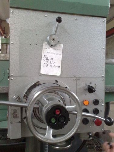 Радиально-сверлильный станок завод 2а554