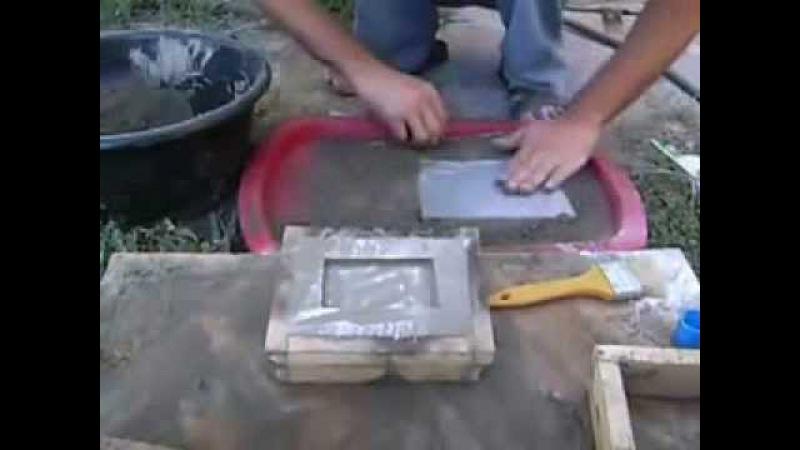 Литье в землю: технология литья видео, формовочная смесь