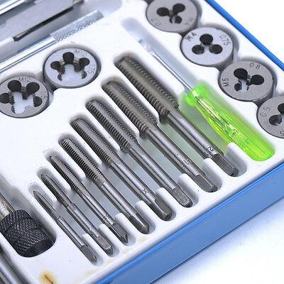 Как правильно нарезать резьбу метчиками и плашками?