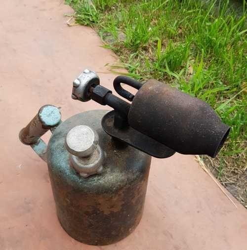 Устройство бензиновой паяльной лампы и инструкция по ее использованию