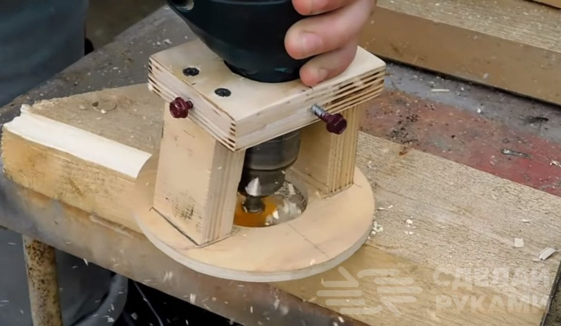 Изготовление фрезерного станка по дереву своими руками