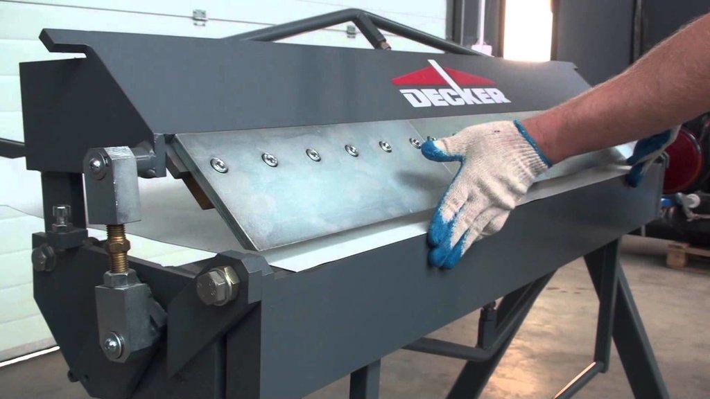 Секреты идеальной гибки листового металла | italian machinery association