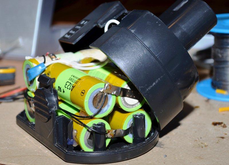 Как заменить аккумуляторы в шуруповерте