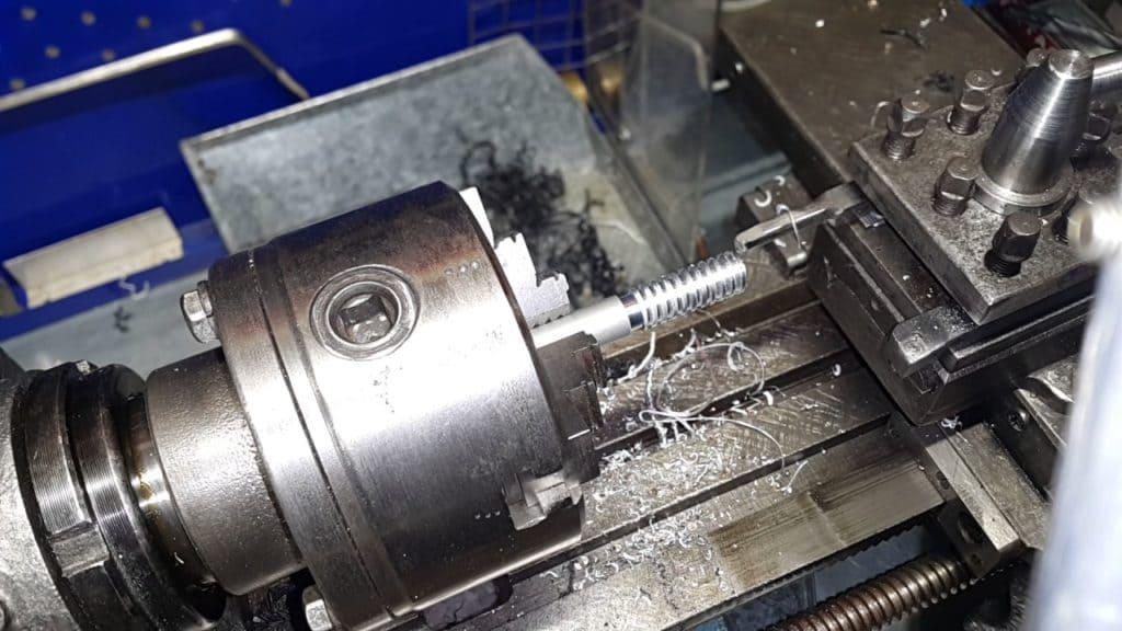 Технология изготовления болтов методом холодной штамповки - технология