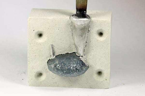 Литье из олова: сплавы в силиконовые формы, в домашних условиях - наше здоровья