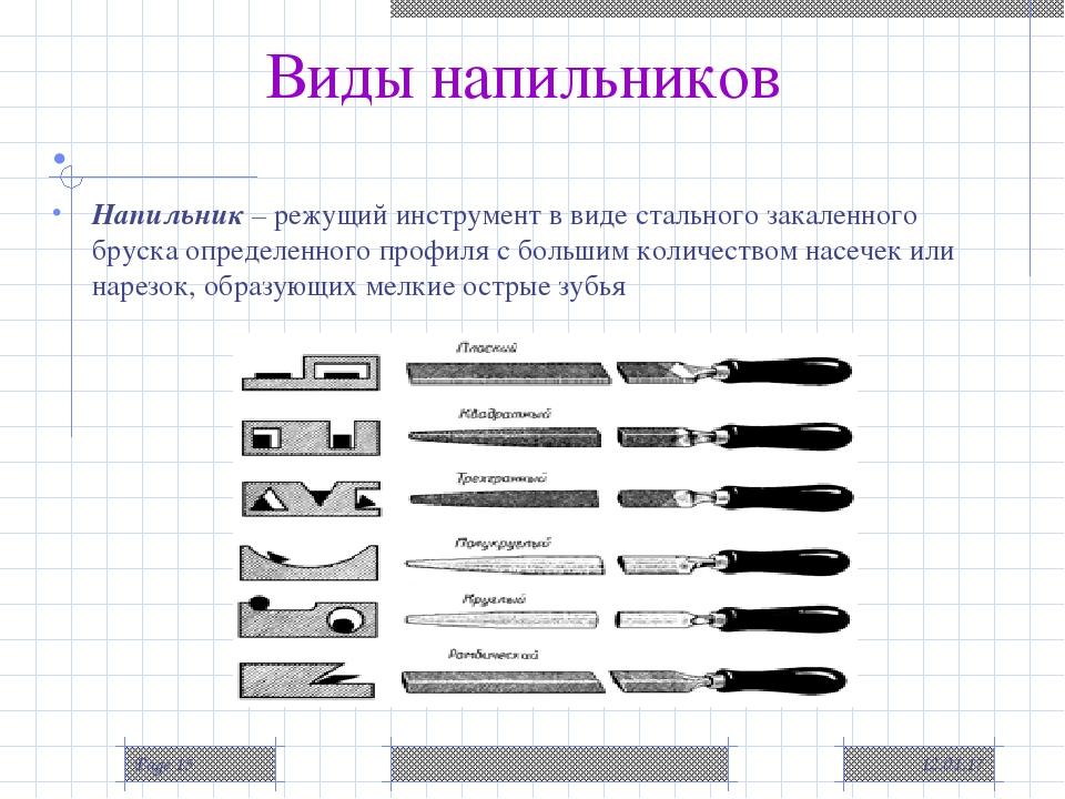 Рашпиль: разновидности, применение, устройство, изготовление