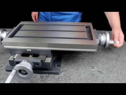 Превратить обычный фрезерный станок в многофункциональное оборудование позволит наклонно-поворотный стол