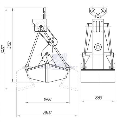 Гк-211 (грейфер) характеристики и цена, фото и обзор - big cars