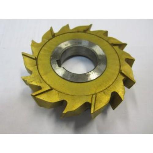 Какие бывают размеры дисковых фрез по металл?