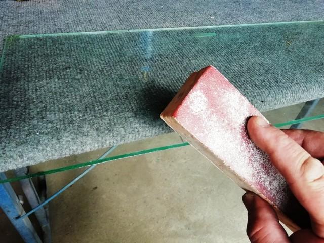Резка стекла — виды стеклорезов и особенности их применения – мои инструменты