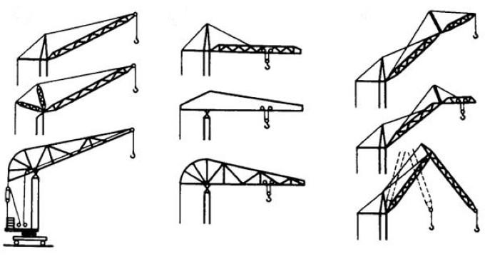 Стреловые самоходные краны, классификация, индексация, главные и основные параметры, производительность.