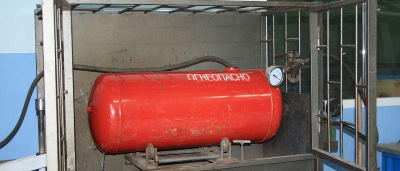 Опрессовка газового баллона автомобиля - автомобильный портал automotogid