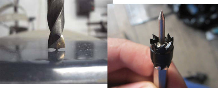 Как высверлить точечную сварку дрелью: выбор свёрл и коронок