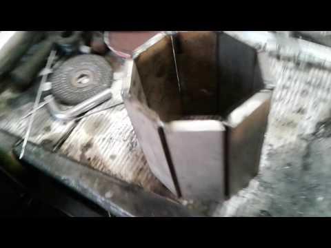 Как сделать тигель для плавки свинца своими руками?