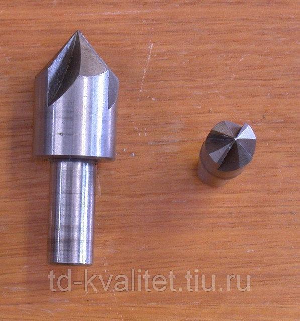 Зенкование и зенкерование — как обработать металлические детали