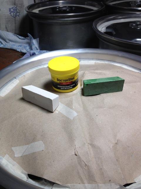 Электрохимическая полировка стали