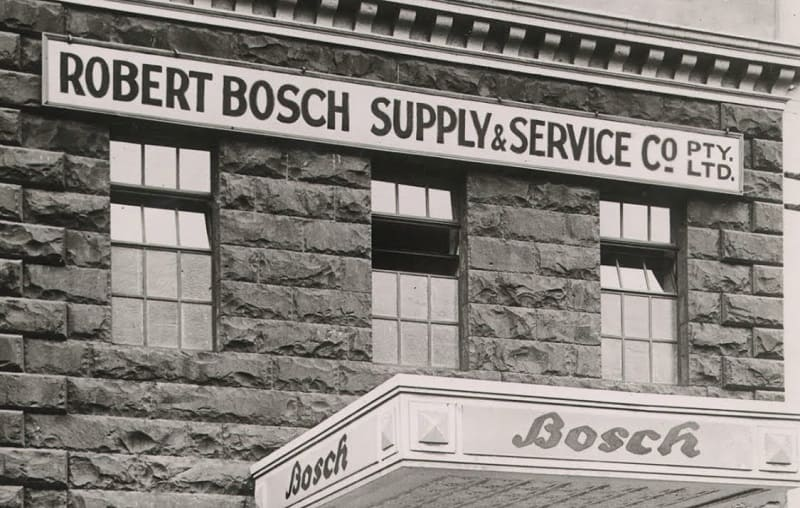 История бренда bosch   brand info — информация о брендах