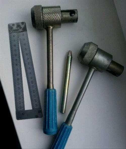 Склерометр (твердомер) — измеритель прочности бетона