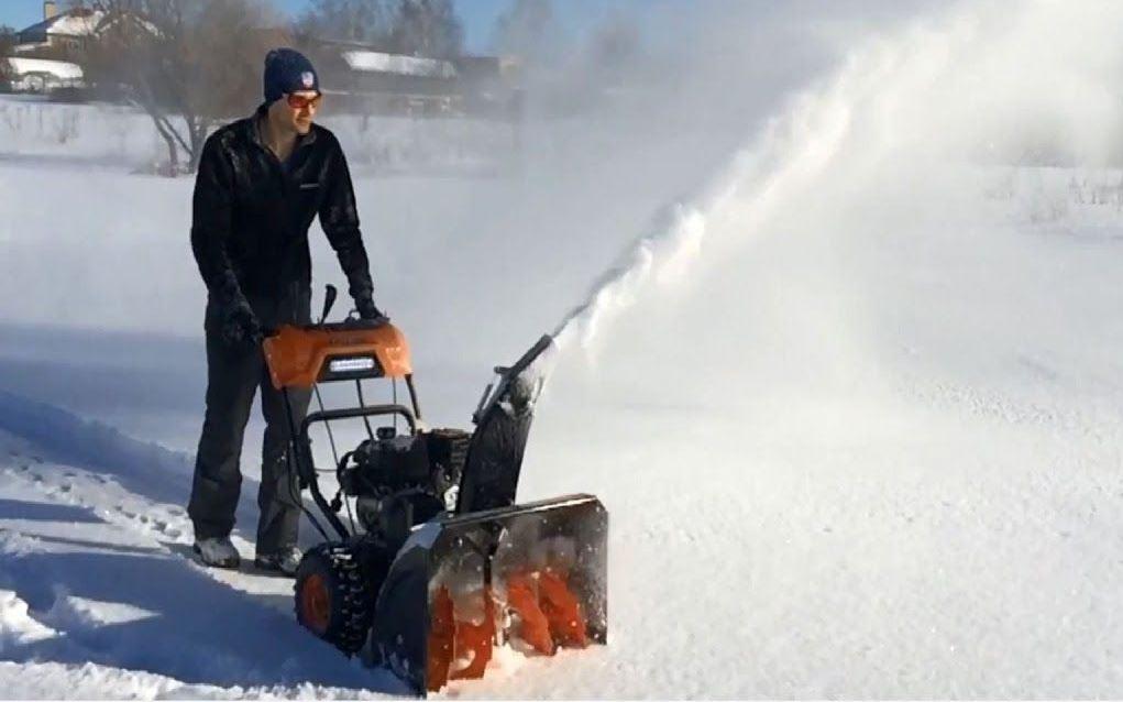 Снегоуборщик Patriot PRO 750 – обзор и сравнение с конкурентами
