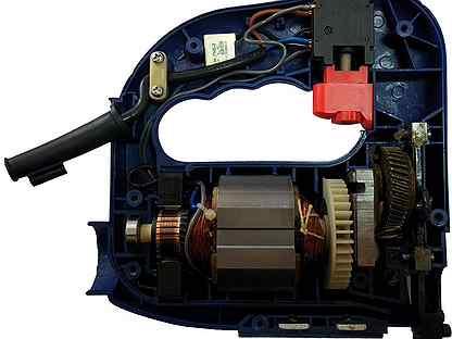 Устройство лобзика электрического