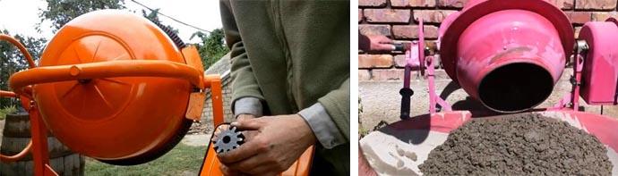 Как выбрать бетономешалку, какую купить для дома и дачи: виды устройств, критерии выбора, рейтинг лучших моделей
