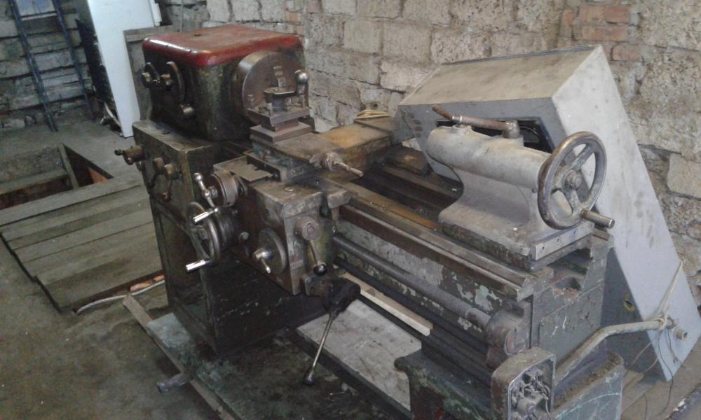 Как сделать токарный станок по металлу для дома?