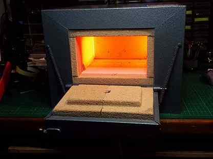 Муфельная печь: особенности конструкции, сборка своими руками