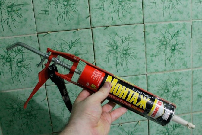 Как пользоваться пистолетом для герметика — инструкция для чайников