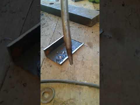 Чем просверлить каленую сталь в домашних условиях