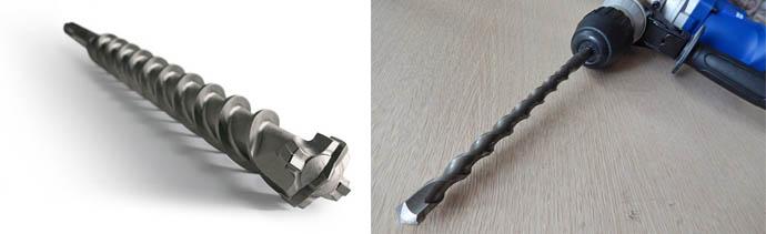 Сверление железобетона или как просверлить арматуру в бетоне