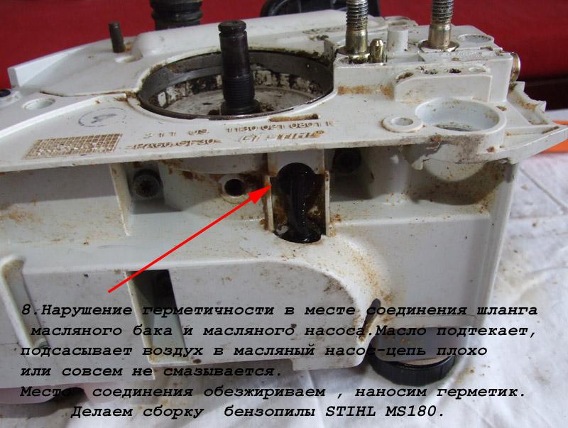 Как правильно заводить бензопилу штиль 180 - подробная инструкция по запуску