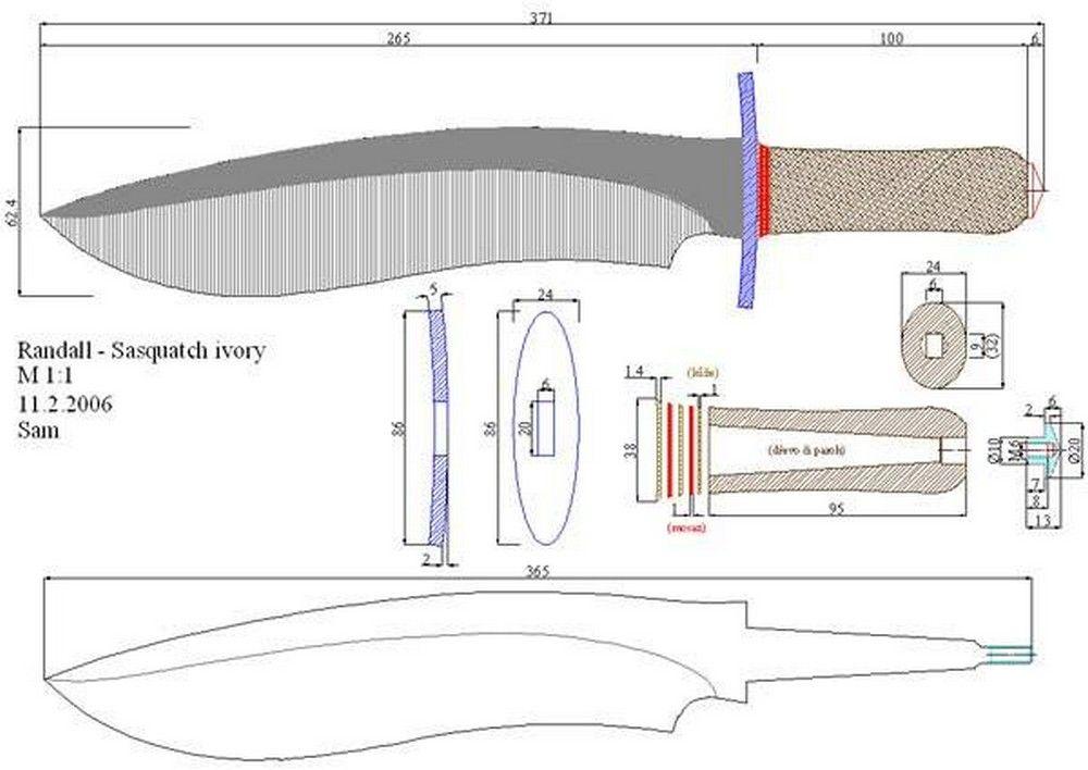 Подробная инструкция, как сделать метательный нож своими руками