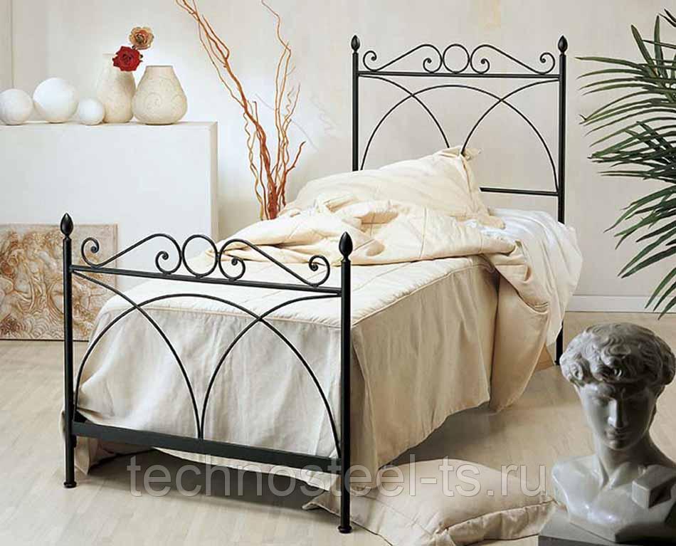 Кованые кровати: 115 фото лучших моделей для спальной комнаты