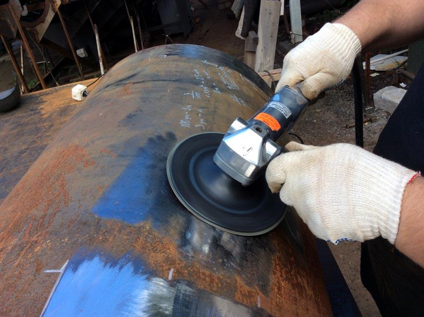 Обработка сварного шва после сварки: термическая, механическая, антикоррозийная