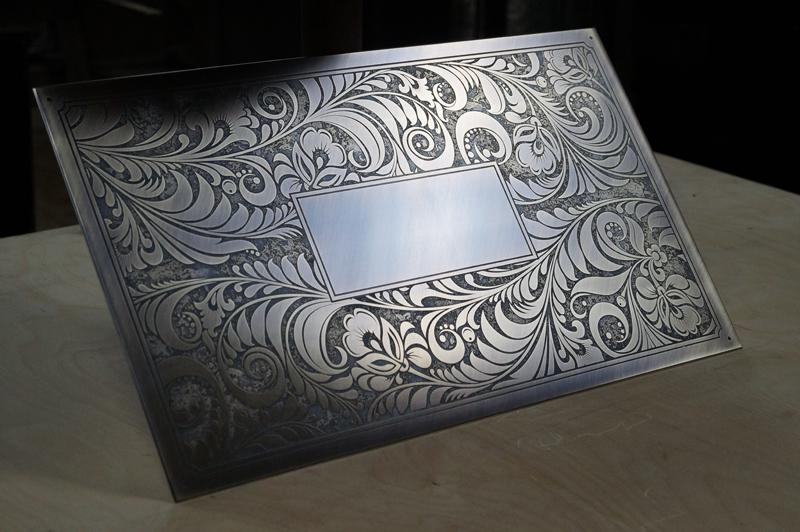 Как перенести рисунок с бумаги на металл: простейшая методика, доступная каждому