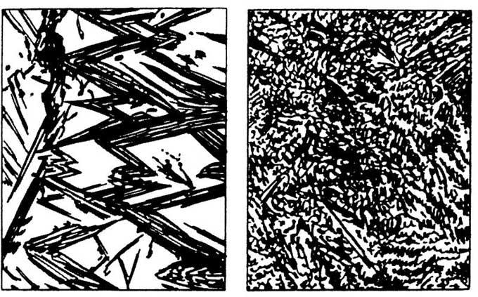 Твердость - мартенсит  - большая энциклопедия нефти и газа, статья, страница 4