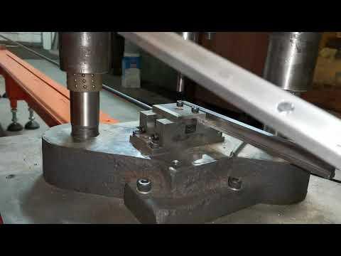 Пробивка отверстий в металле: просто, быстро и доступно