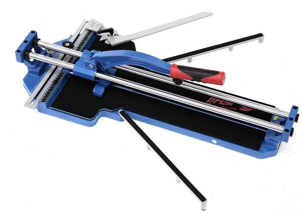 Как пользоваться ручным плиткорезом? видео   проинструмент