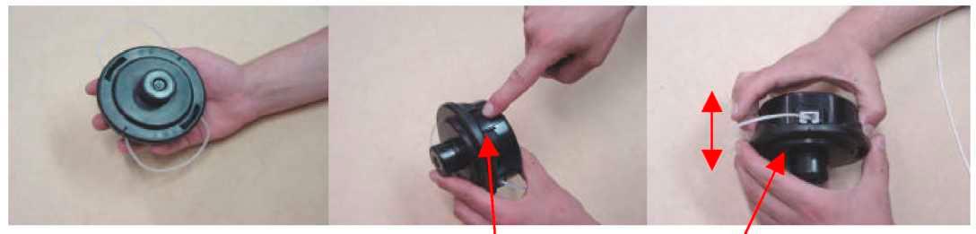 Как правильно намотать леску на катушку триммера – пошаговое руководство + видео