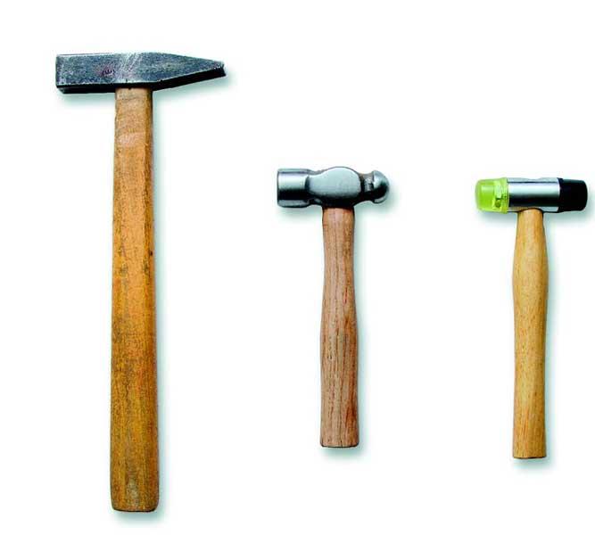 Молоток ручной слесарный