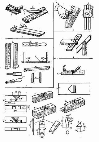 Слесарные инструменты: разнообразие и классификация