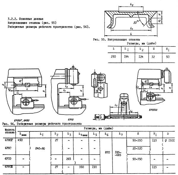 Горизонтально-фрезерный станок 6т82г — характеристики, схемы, паспорт