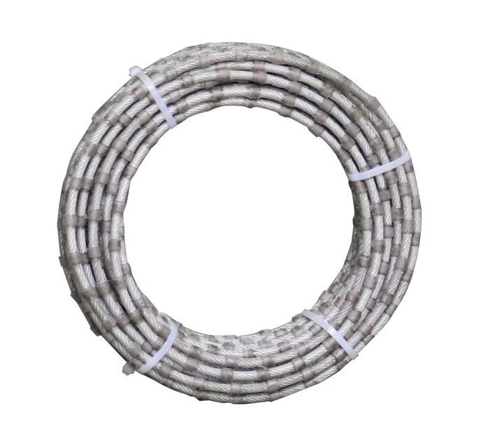 Алмазная резка канатом – расход алмазного каната