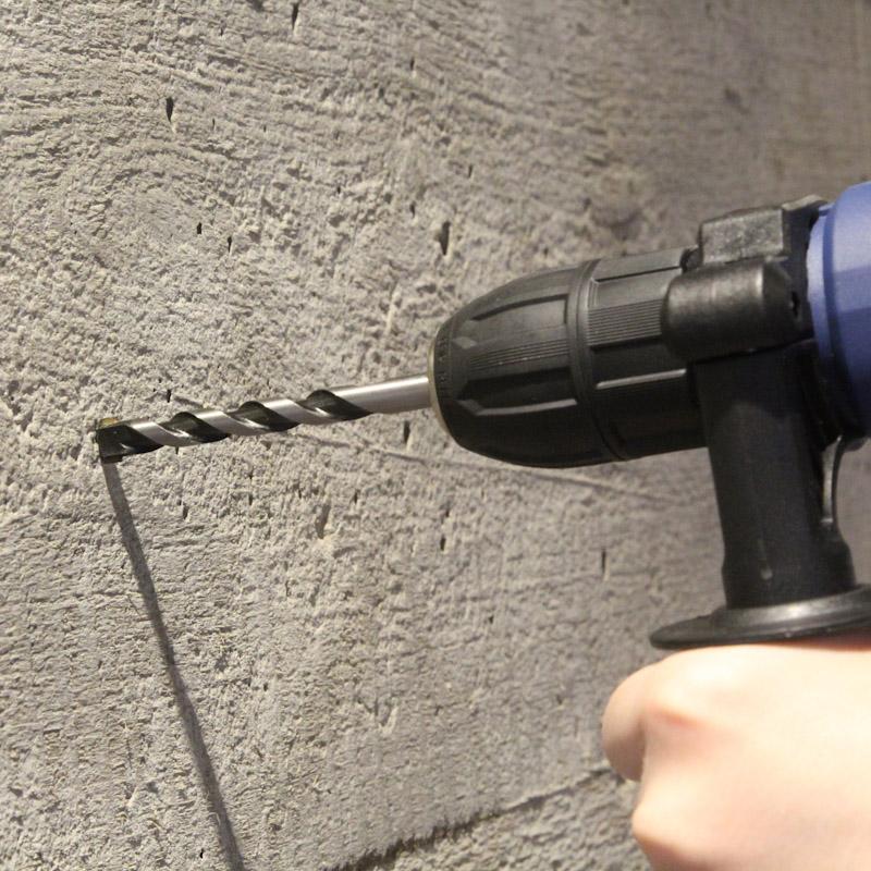 Сверло на дрель по бетону конструкция выбор и советы по применению