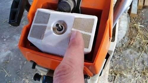 Диагностика и ремонт бензопилы stihl 180 своими руками