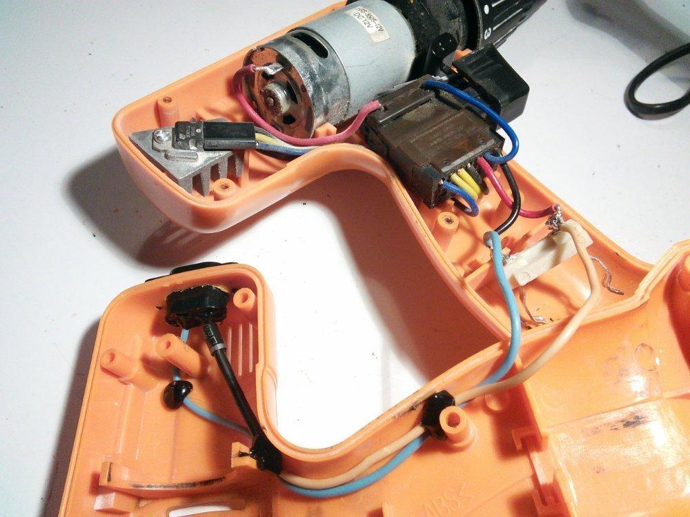 Как переделать аккумуляторный шуруповерт: монтаж, подключение
