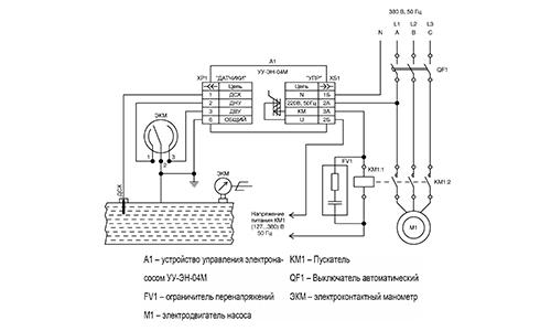 Электроконтактный манометр: схема подключения, типы, принцип работы