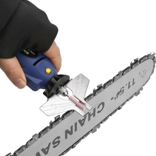 Как заточить цепь бензопилы. рассмотрим способы и инструкции