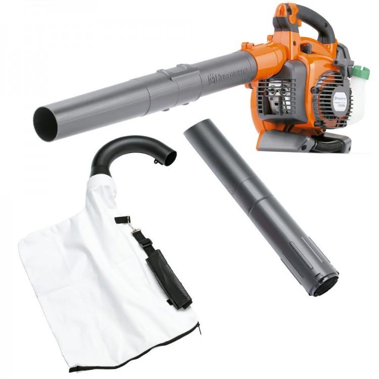Бензиновая воздуходувка. ранцевый пылесос профессионалов | проинструмент