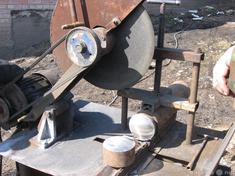 Дисковый отрезной станок по металлу своими руками